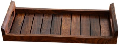 Stylemyway Solid Wood Tray