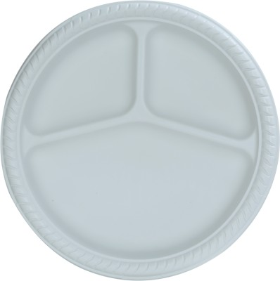 Styleware by MSI Solid Plastic Plate Set