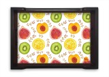Nutcase Kiwi And Peach Tray (Pack of 1)