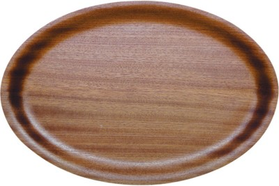Freelance Nature Solid Wood Tray(Brown, Pack of 1)