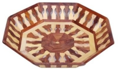 Onlineshoppee AFR259 Solid Wood Tray