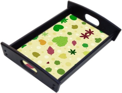 Phototech Colorvista Hammered Wood Tray(Multicolor, Pack of 1)