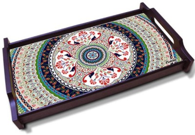 Kolorobia All Time Printed Wood Tray