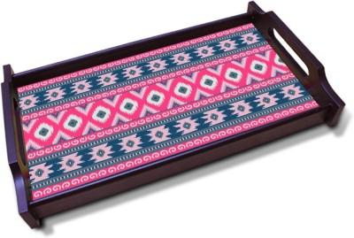 Kolorobia Rosado Solid Wood Tray