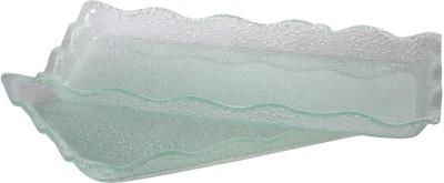 Saflona Simple and Elegant Solid Plastic Tray Set