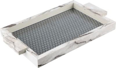 HASTKALA Solid Wood Tray