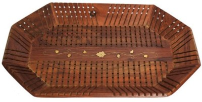 Onlineshoppee CAC20 Solid Wood Tray