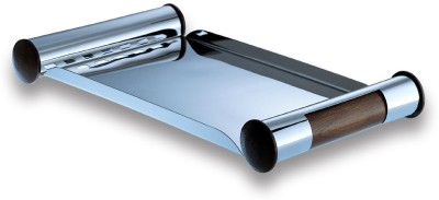 Arttdinox Scroll Solid Stainless Steel Tray