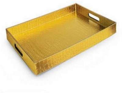Kuero Solid Wood Tray