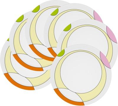 Mehul 13 inch Liril D-921 Printed Melamine Plate Set