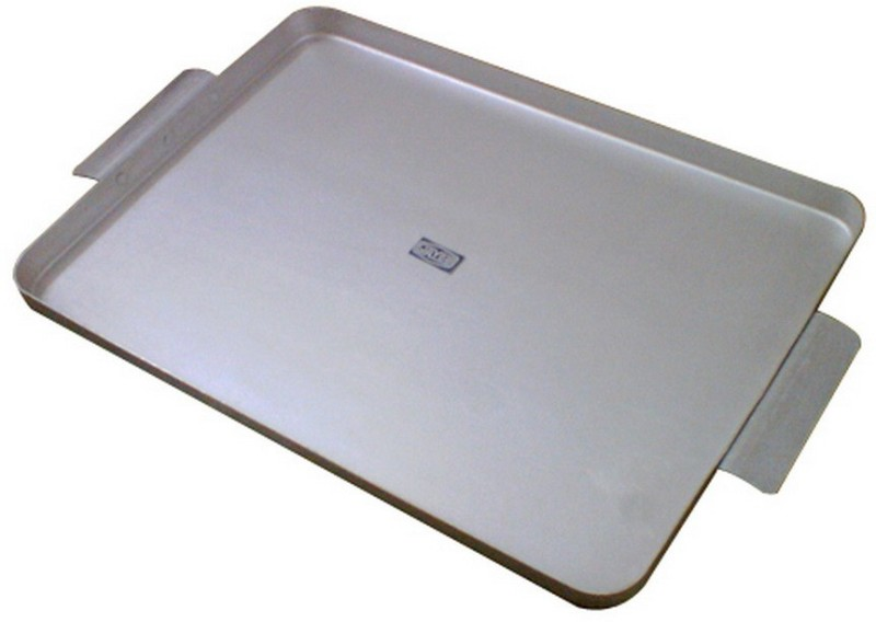 Jayco Solid Aluminium Tray(Silver, Pack of 1)