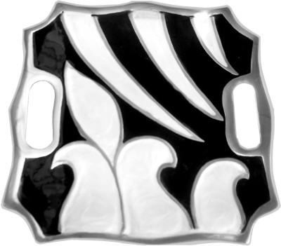 Metallic Kreationz BW Embossed Aluminium Tray