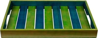 Craftbell Elegant Coloured Solid Wood Tray