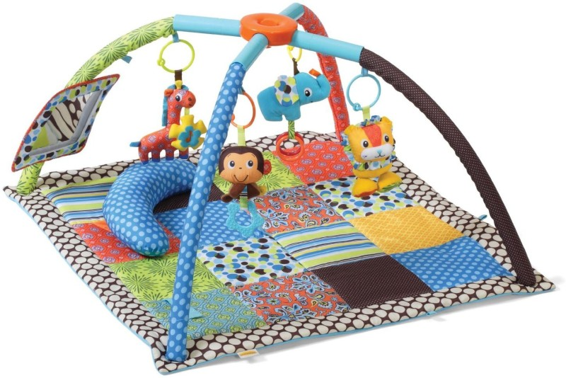 Infantino Playground Activity Set(Multicolor)