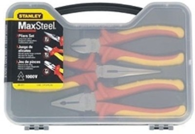Stanley 84-011-22 Round Nose Plier(Length : 7 inch)