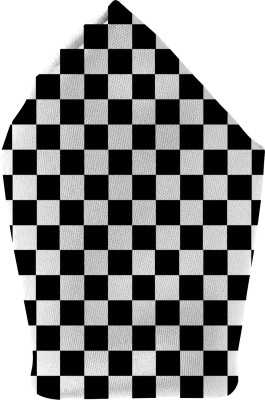 The Fappy Store chess Printed Microfibre Pocket Square