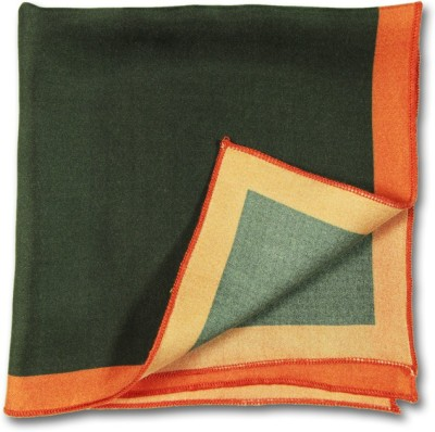 Chokore Solid Silk Pocket Square