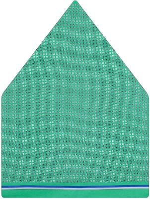 Tiekart Self Design Silk Pocket Square