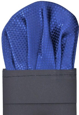 Tiekart Solid Micro Polyester Pocket Square