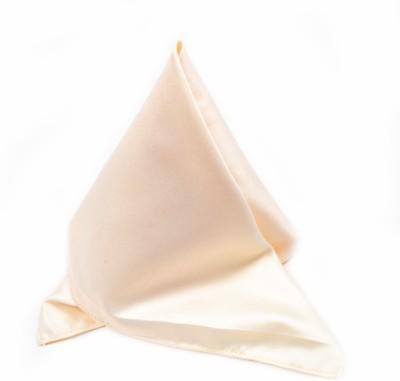 Hangrr Solid Satin Pocket Square