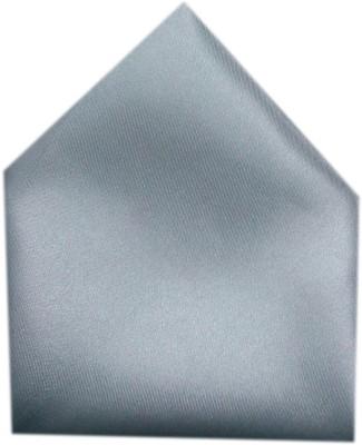 Blacksmithh Solid Satin Pocket Square