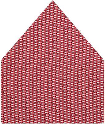 Tiekart Animal Print Silk Pocket Square