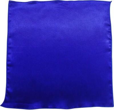 Serebroarts Solid Polyester Pocket Square