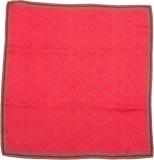 Roar and Growl Printed Silk Pocket Squar...