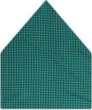 Tiekart Checkered Silk Pocket Square