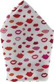 The Fappy Store lips Printed Microfibre ...