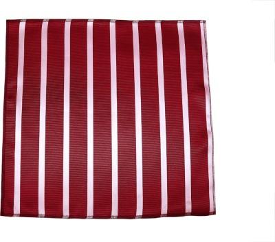 Mentiezi Striped Microfibre Pocket Square