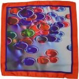 Forty Hands Printed Polyester Pocket Squ...