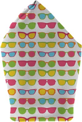 The Fappy Store cool shades Printed Microfibre Pocket Square
