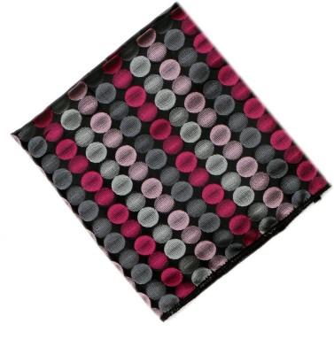 Classique Premium Polka Print Microfibre Pocket Square