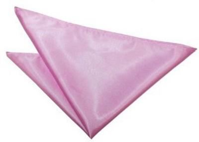 Romano Solid Silk Pocket Square