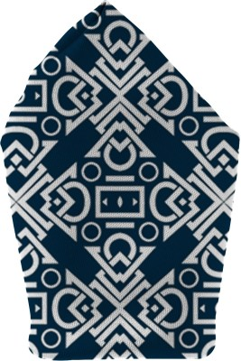 The Fappy Store pattern war Printed Microfibre Pocket Square