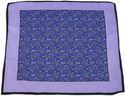 Tossido Printed Microfibre Pocket Square