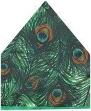Tiekart Self Design Polyester Pocket Squ...