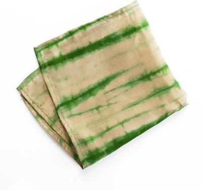 69th Avenue Printed Silk Pocket Square