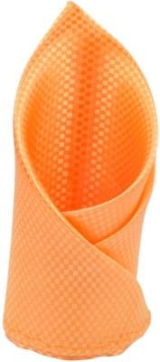 Modishera Checkered Microfibre Pocket Square