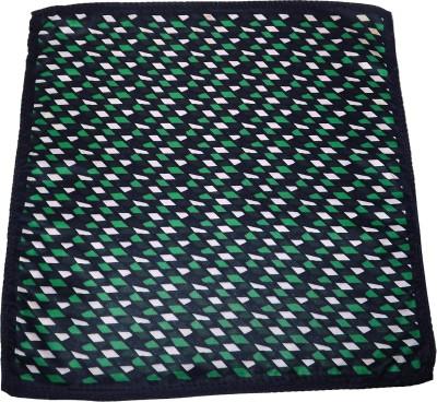 Mentiezi Printed Microfibre Pocket Square