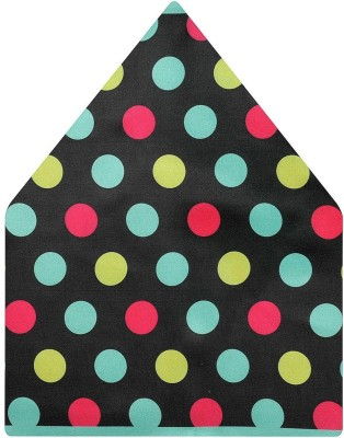 Tiekart Self Design Polyester Pocket Square