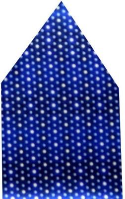 Navaksha Polka Print Satin Pocket Square