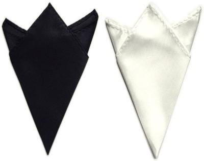 FCS Solid Microfibre Pocket Square