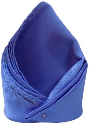 Forty Hands Solid Microfibre Pocket Square