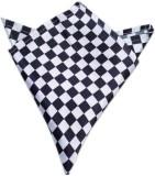 Blacksmithh Flags Black Checkered Satin ...