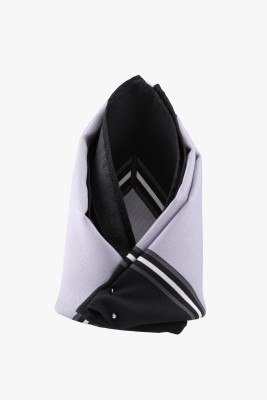 Tossido Graphic Print Micro Polyester Pocket Square