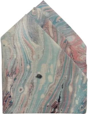 Serebroarts Printed Polyester Pocket Square