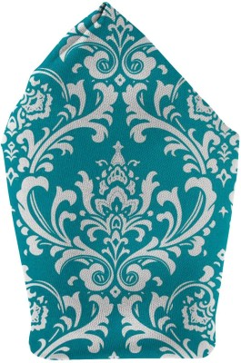 The Fappy Store Printed Printed Microfibre Pocket Square