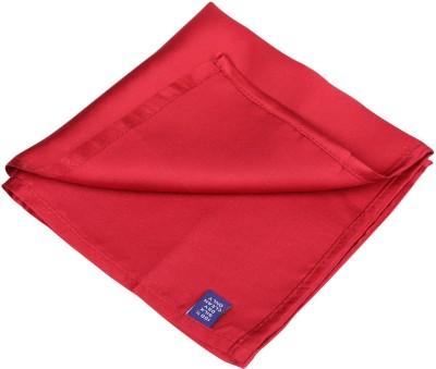 Park Avenue Solid Silk Pocket Square
